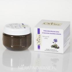 Peeling Kosmetyczny / Maseczka z Ogórecznika Ol'Vita