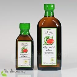 Olej z Pestek Arbuza zimnotłoczony, nieoczyszczony - Ol'Vita