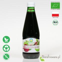 Sok Jabłkowo-Burakowy, ekologiczny, NFC, Biofood