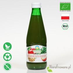 Sok Jabłkowo-Selerowy, ekologiczny, NFC, Biofood
