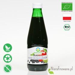 Sok Porzeczkowo-Jabłkowy, ekologiczny, NFC, Biofood