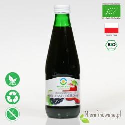 Sok Aroniowo-Jabłkowy, ekologiczny, NFC, Biofood