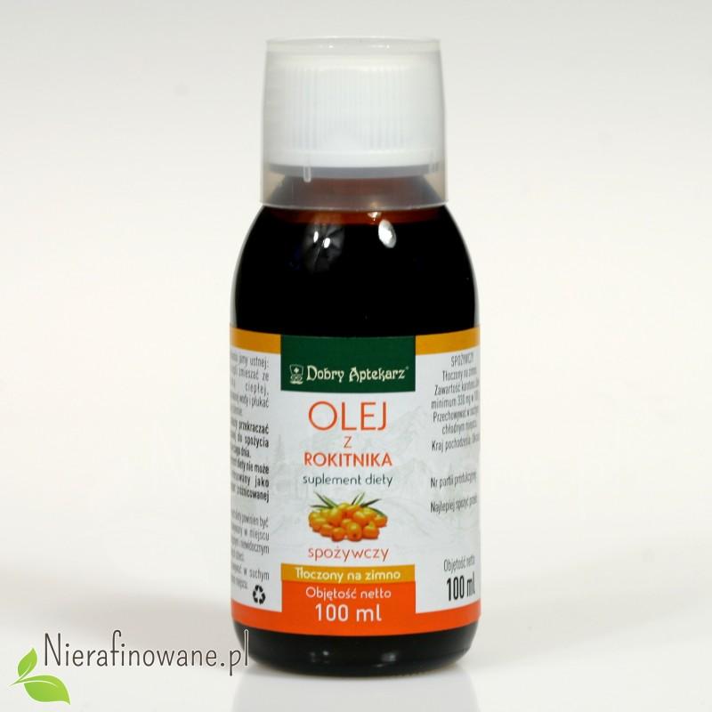 Olej z rokitnika - 100 ml