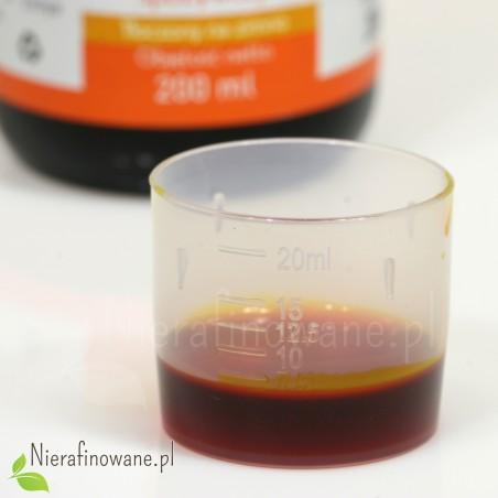 Olej z rokitnika - miarka