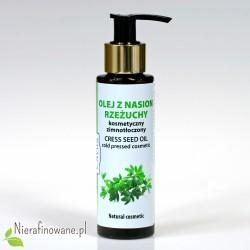 Olej z nasion rzeżuchy kosmetyczny