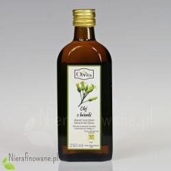 Olej Rydzowy z Lnianki zimnotłoczony nieoczyszczony Ol'Vita 250 ml