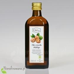 Olej z Orzecha Włoskiego zimnotłoczony, nieoczyszczony - Ol'Vita 250 ml