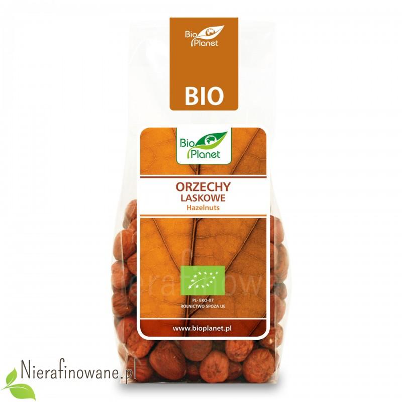 Orzechy Laskowe BIO ekologiczne, Bio Planet 100 g
