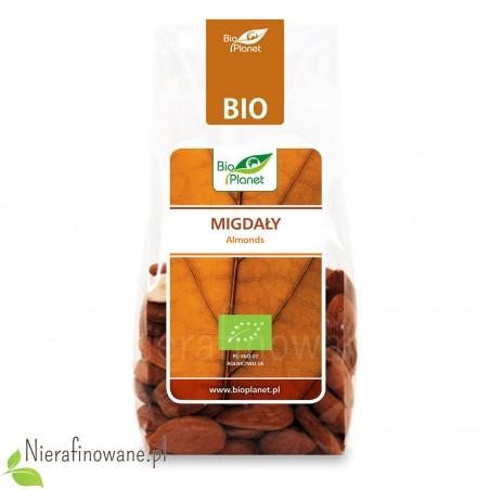 Migdały ekologiczne, Bio Planet 100 g