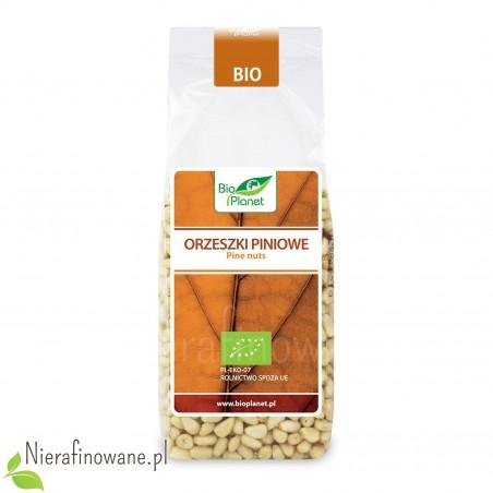 Orzeszki piniowe ekologiczne, Bio Planet 200 g