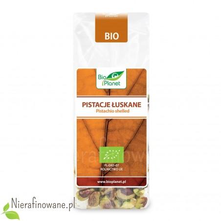 Pistacje łuskane ekologiczne, Bio Planet 75 g
