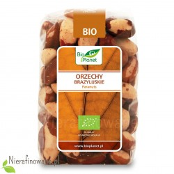 Orzechy Brazylijskie BIO, ekologiczne, Bio Planet 150 g