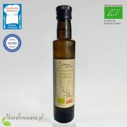 Olej rydzowy z lnianki - ekologiczny