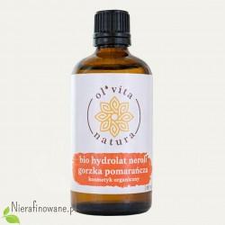 Hydrolat Neroli, woda kwiatowa z kwiatów gorzkiej pomarańczy BIO