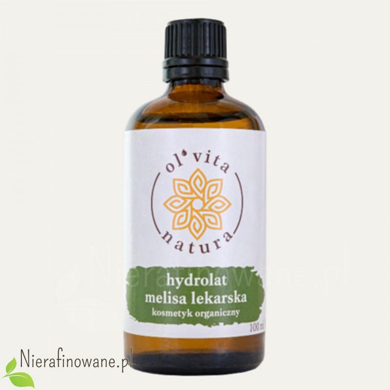 Hydrolat - woda kwiatowa z melisy lekarskiej