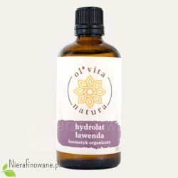 Hydrolat - woda kwiatowa lawendowa