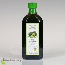 Olej z Awokado zimnotłoczony, nieoczyszczony - Ol'Vita