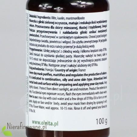 Glinka Organiczna, Zielona - Ol'Vita