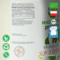 Sok z Brzozy, ekologiczny - Biofood - etykieta