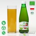 Sok Jabłkowy, ekologiczny, tłoczony - Biofood - propozycja podania
