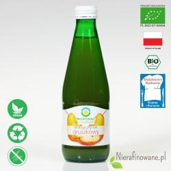 Sok Gruszkowy, ekologiczny, tłoczony - Biofood