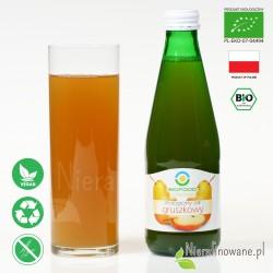 Sok Gruszkowy, ekologiczny, tłoczony - Biofood - propozycja podania