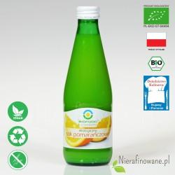 Sok Pomarańczowy, ekologiczny, tłoczony - Biofood