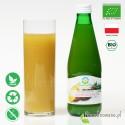 Sok Ananasowy, ekologiczny, tłoczony - Biofood - propozycja podania