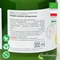 Sok Ananasowy, ekologiczny, tłoczony - Biofood - etykieta