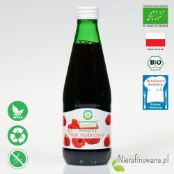 Sok Malinowy, ekologiczny, tłoczony - Biofood