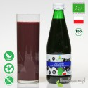 Sok z Aronii, ekologiczny, NFC, Biofood - propozycja podania