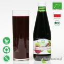 Sok Jabłkowo-Burakowy, ekologiczny, NFC, Biofood - propozycja podania