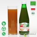 Sok Jabłkowo-Selerowy, ekologiczny, NFC, Biofood - propozycja podania