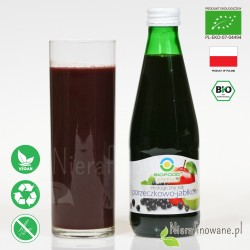 Sok Porzeczkowo-Jabłkowy, ekologiczny, NFC, Biofood - propozycja podania