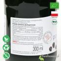 Sok Porzeczkowo-Jabłkowy, ekologiczny, NFC, Biofood - etykieta