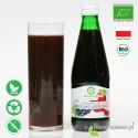 Sok Aroniowo-Jabłkowy, ekologiczny, NFC, Biofood - propozycja podania