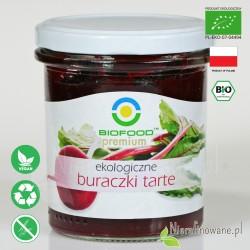 Buraczki Tarte, ekologiczne, Biofood