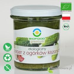 Przecier z Ogórków Kiszonych, ekologiczny, Biofood