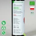 Syrop Malinowy, ekologiczny, Biofood - wartości odżywcze