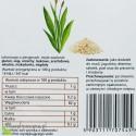 Łuska (łupina) babki jajowatej - Ol'Vita - etykieta, wartości odżywcze