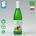 Ocet Jabłkowy - ekologiczny, nieklarowany, BioFood - 500 ml