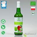 Ocet Jabłkowy - ekologiczny, nieklarowany, BioFood - 700 ml