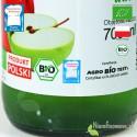 Ocet Jabłkowy - ekologiczny, nieklarowany, BioFood - Dziedzictwo Kulinarne
