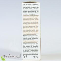 Olej arganowy - kosmetyczny nierafinowany Ol'Vita - opis
