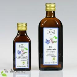 Olej z nasion ogórecznika zimnotłoczony nieoczyszczony Ol'Vita
