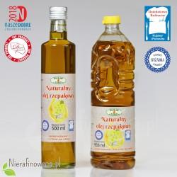 Olej rzepakowy zimnotłoczony Oleje Świecie
