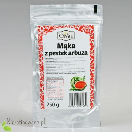 Mąka z Pestek Arbuza - Ol'Vita 250 g