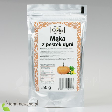 Mąka z Pestek Dyni - Ol'Vita 250g