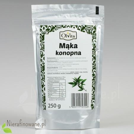 Mąka Konopna - Ol'Vita 250 g