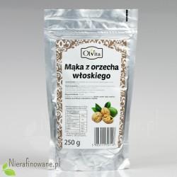 Mąka z Orzecha Włoskiego - Ol'Vita 250g